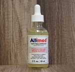 Allimed Liquid Garlic Supplement - 2 ounce